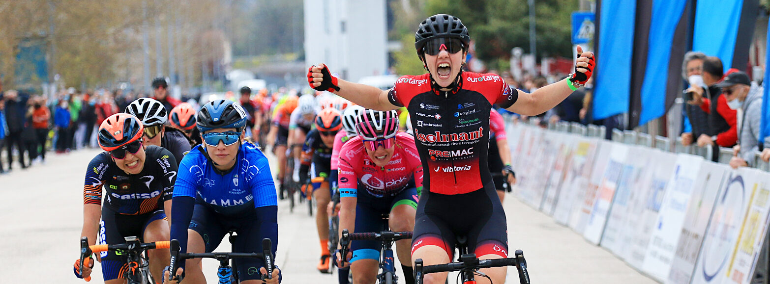 """Tokyo, Martina Fidanza dichiara: """"il ciclismo che faccio è composto di gambe, testa e di tanta volontà""""."""